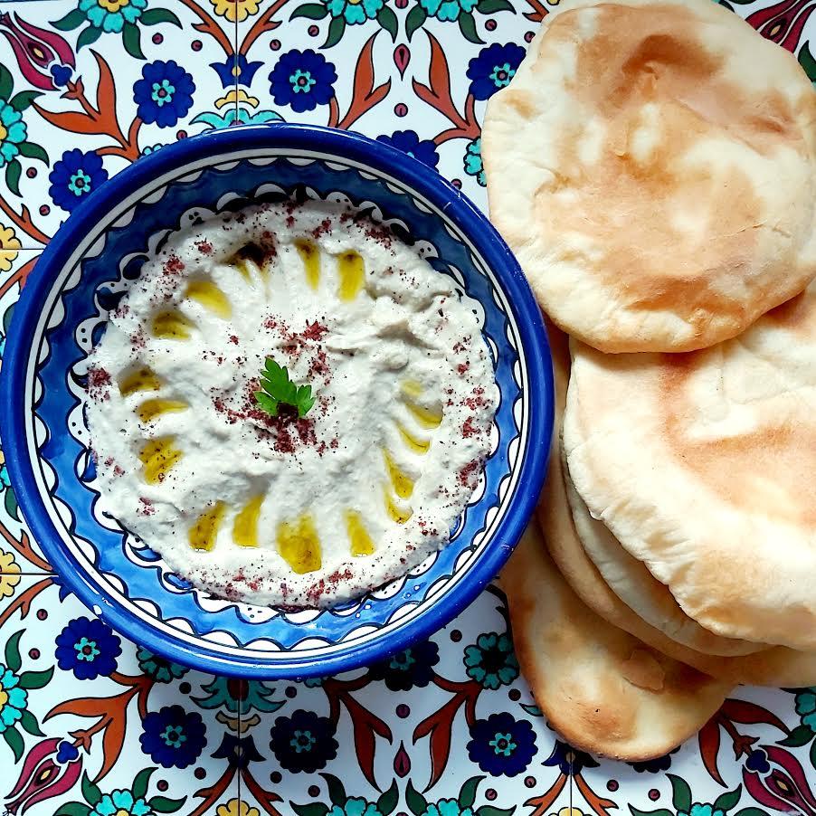 Day Four, Dish Four: Mutabal o Kmaj